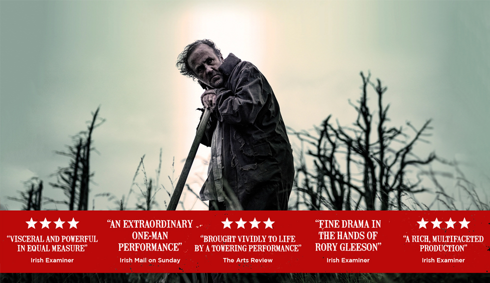 Blood in the Dirt by Rory Gleeson starring Lorcan Cranitch